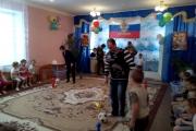 День Защитника Отечества в старшей группе